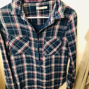 Kenneth Cole plaid shirt